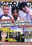 Kerrang! August 2006 (England)