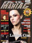 Metal Maniac June 2005 (Italy)
