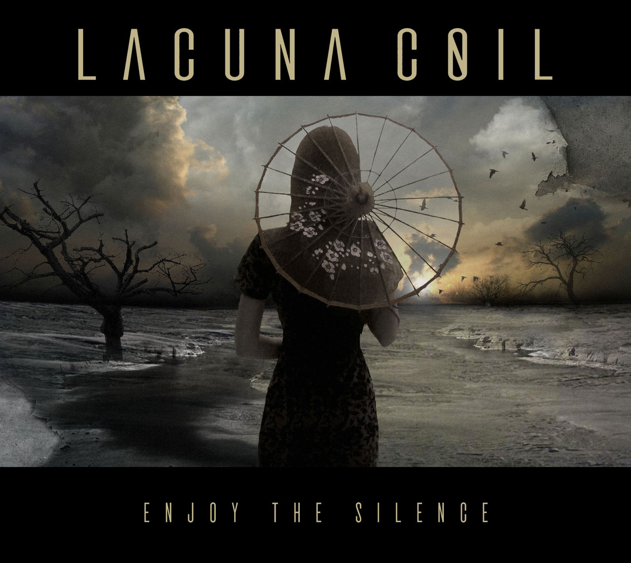 Enjoy the Silence.. - Come crashing in Into my little