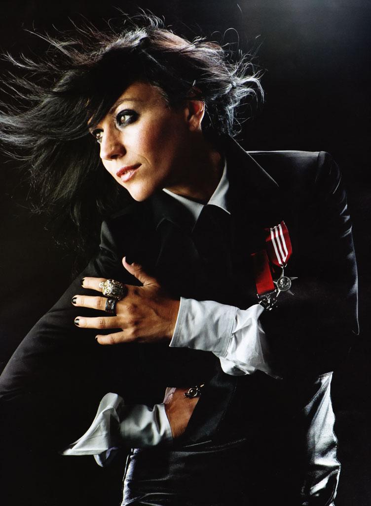 Cristina in Terrorizer Magazine