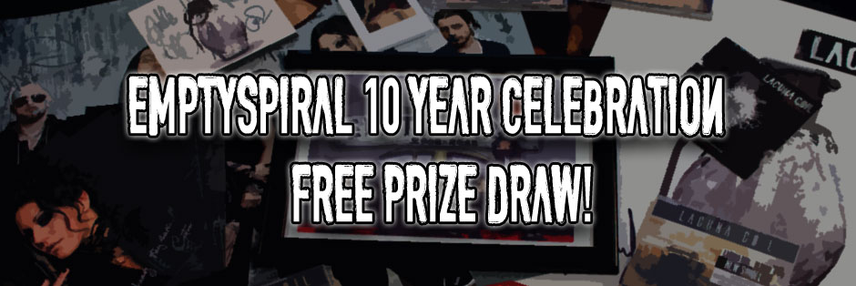 Emptyspiral Celebration Prize Draw