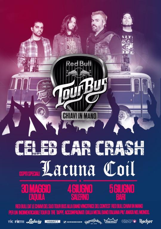 Red Bull Tourbus