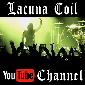 Lacuna Coil Youtube Channel