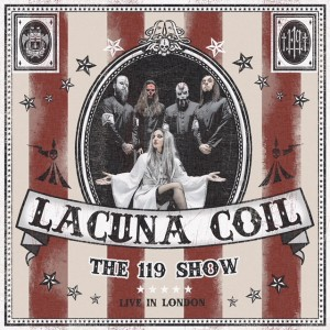 LacunaCoil_The119 Show_LiveinLondon_CD